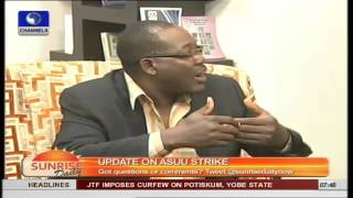 FG Responsible For ASUU Strike - Analyst Pt 2