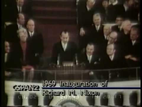 President Nixon 1969 Inaugural Address