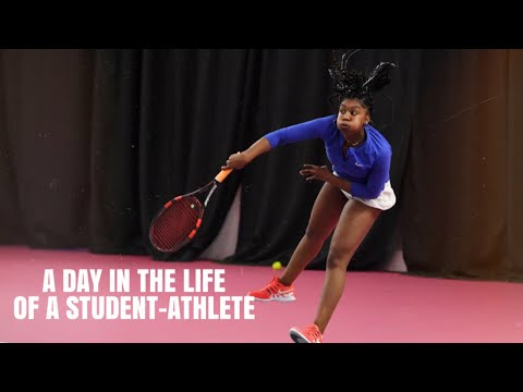 A DAY IN THE LIFE OF A STUDENT ATHLETE AT LOUGHBOROUGH UNIVERSITY🏆✨