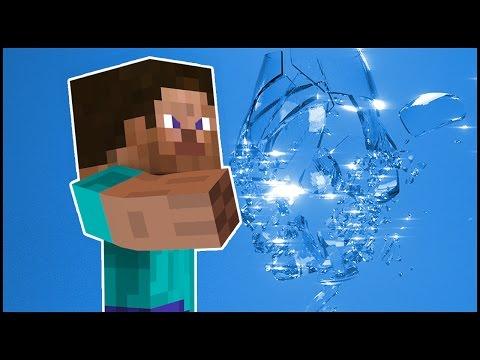 Minecraft | FRAGILE GLASS MOD | DEBITOR
