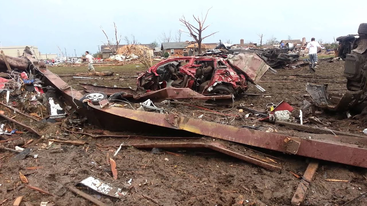 Ef5 Tornado Damage Before And After