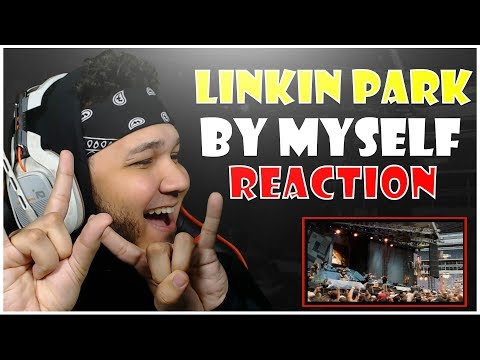 🎤 Hip-Hop Fan Reacts To Linkin Park - By Myself Live 🎸