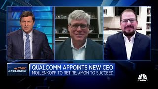 Qualcomm CEO Steve Mollenkopf on his decision to retire