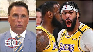 Lakers' Game 1 win vs. Heat looked like a mismatch – Tim Legler | SportsCenter