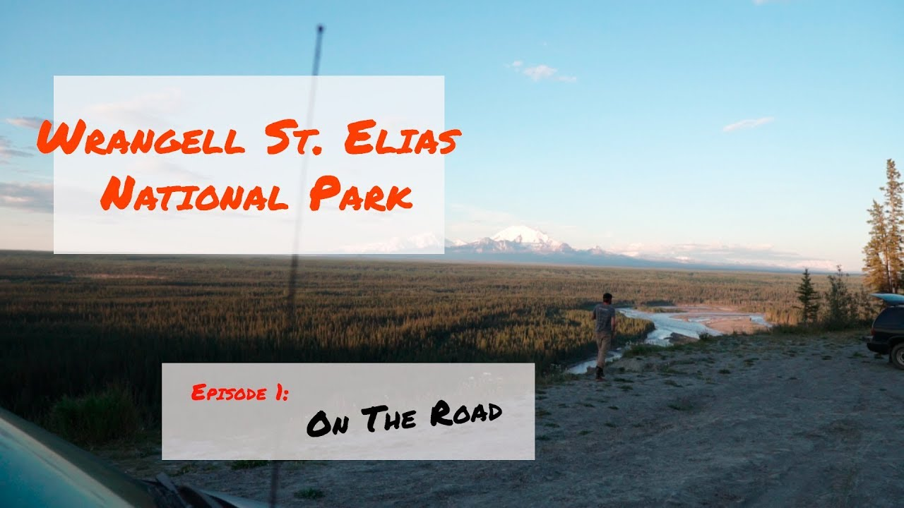 how to get to wrangell-st.elias national park