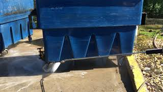 COMPACTOR BIN CLEANING BY ADVANCED EXTERIOR MAINTENANCE
