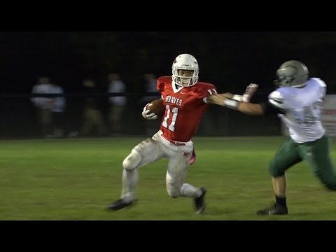 Shore Sports Zone Week Five Friday Highlights Show