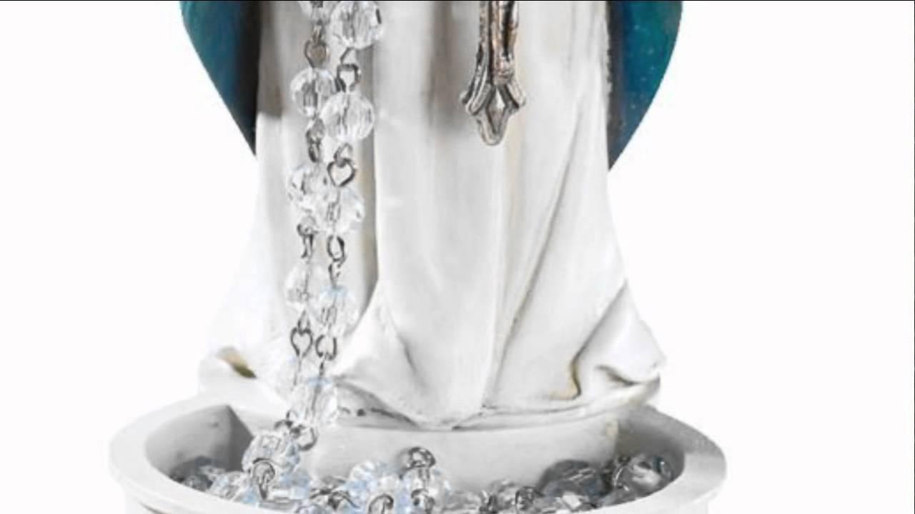 Madonna Rosary Holder, 8 inch | The Catholic Company - YouTube