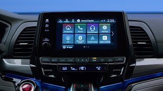homepage tile video photo for 2022 Honda Odyssey: Technology