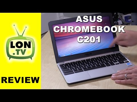 ASUS Chromebook C201 Review - $169 11.6 Inch with Rockchip Processor - C201PA-DS01