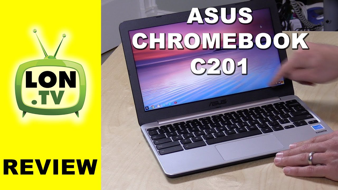 ASUS Chromebook C201 Review - $169 11 6 Inch with Rockchip Processor -  C201PA-DS01