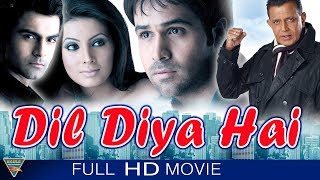 Dil Diya Hai Hindi Full Movie || Emraan Hasmi, Geeta Basra, Ashmit Patel || Eagle Full Movies