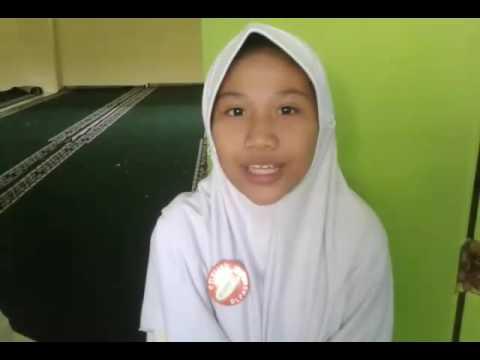 Al zahra indonesia speaks english