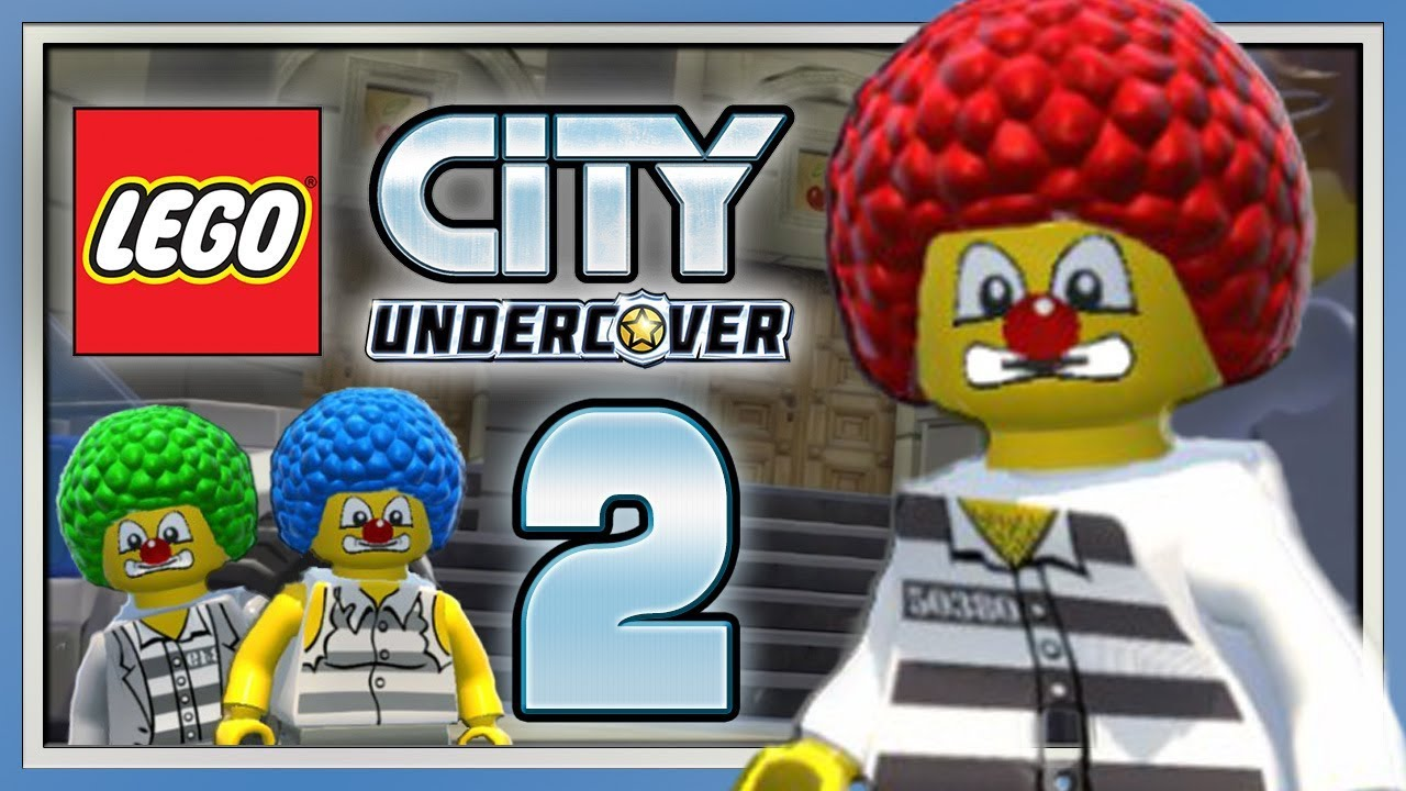 Lego City Undercover 2 Was Fur Ein Zirkustheater 1080p Let S Play Youtube
