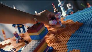 Unicorns do exist – LEGO Rebuild The World