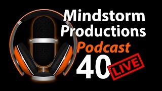 Podcast 40 - Wanted Man, Gifts, Podcast Fail, Animations