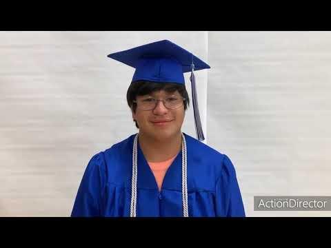 newell Fonda high school graduation