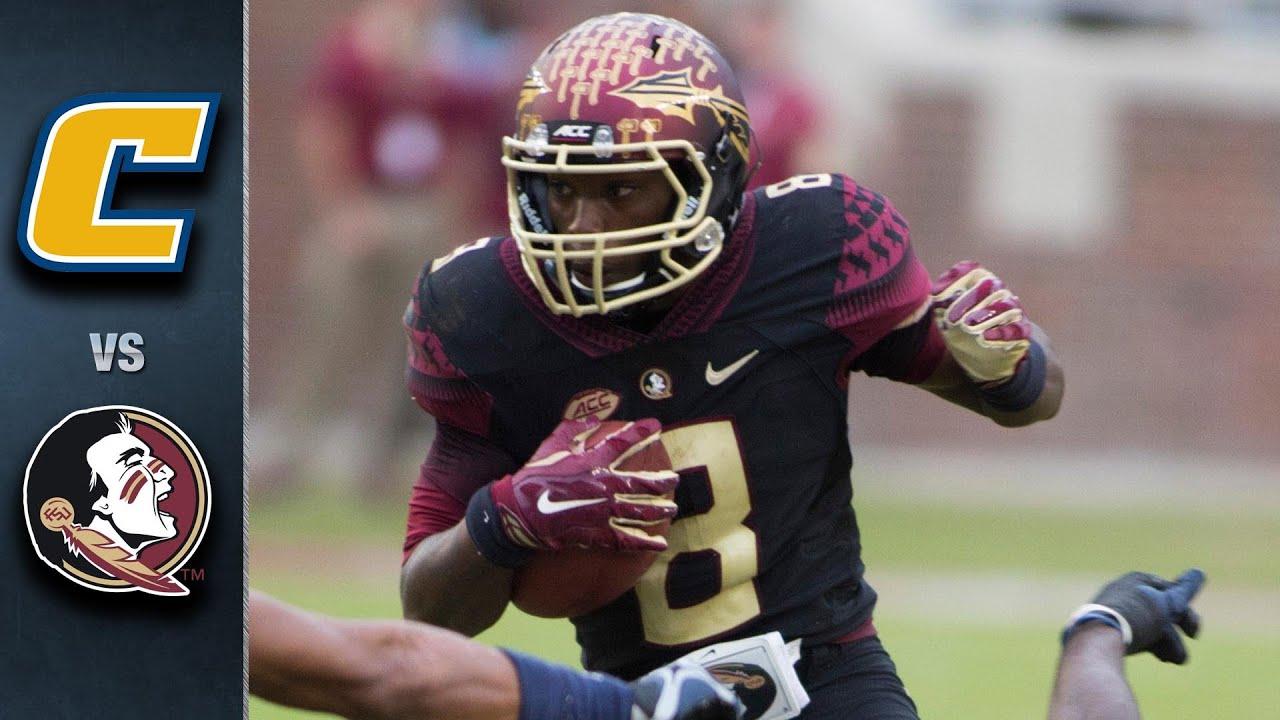 Florida State vs. Chattanooga Football Highlights (2015 ...