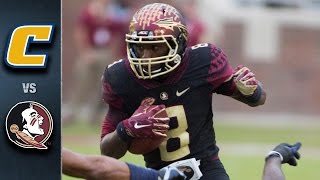 Florida State vs. Chattanooga Football Highlights (2015)