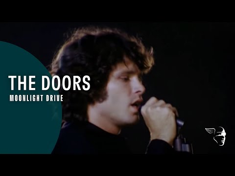 The Doors - moonlight drive (Live At The Bowl '68)