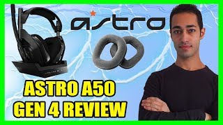ASTRO A50 Review & Unboxing - BETTER THAN ORIGINAL A50?