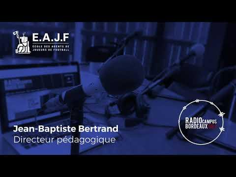 L'EAJF dans les médias : Radio Campus Bordeaux