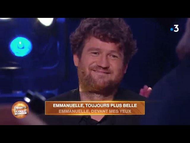 François Valéry - Emmanuelle (France 3 - 02/10/2020) - YouTube