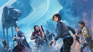 Rogue One: A STAR WARS Story A Long Ride Ahead (edited + trailer scenes)