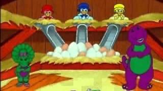 Barney & Friends Software Trailer