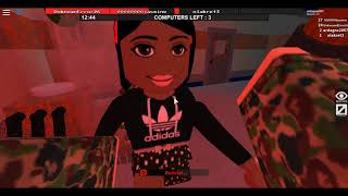 Roblox Flee the Facility Pro Beast