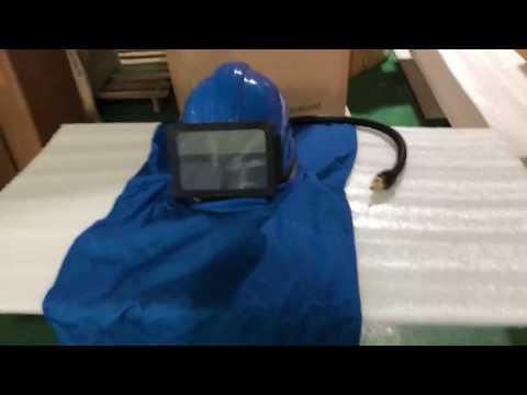 Sandblasting Safety Helmet, Sandblasting Hood With Air Supply