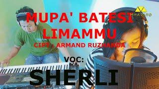 Cover images MUPABBATESI LIMAMMU - CIPT ARMAND RUZHANDA - (COVER) SHERLY