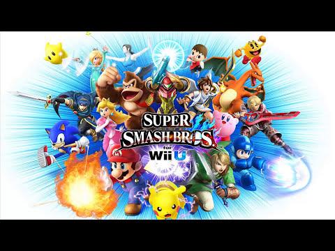 Super Smash Bros. 4 For Wii U OST - Jungle Level Jazz Style [Donkey Kong Country]