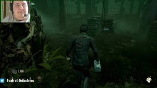 twitch Stream Dead By Daylight Part 2