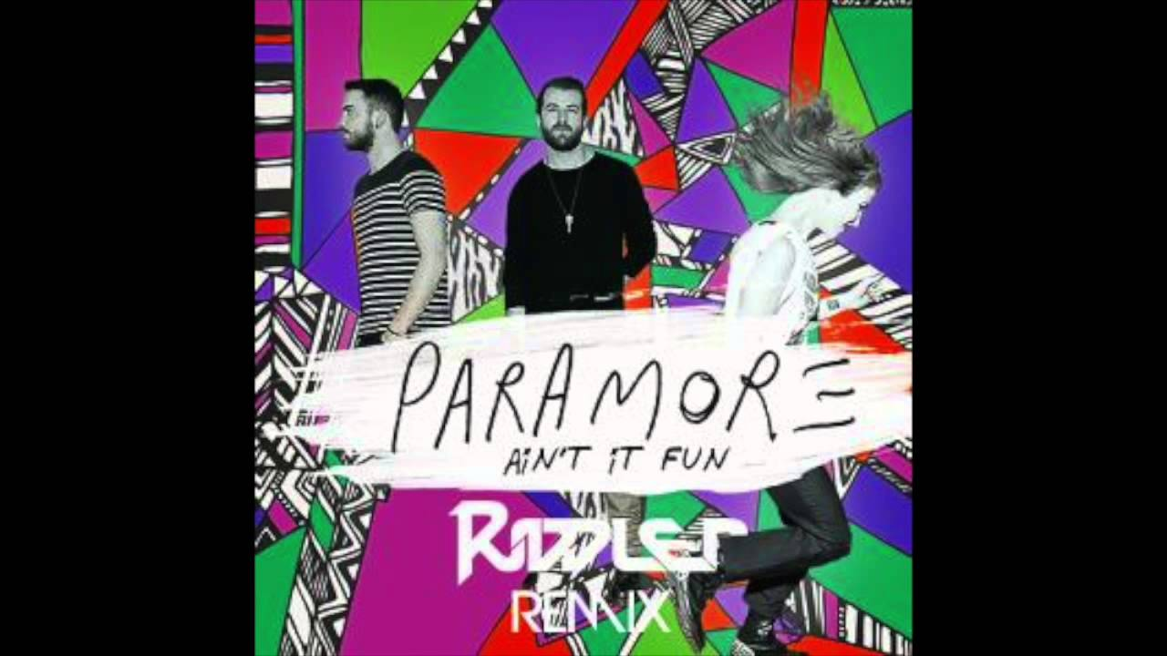 "Aint It Fun Paramore Album Paramore ""..."