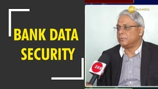 SBI MD Arijit Basu speaks on bank data security