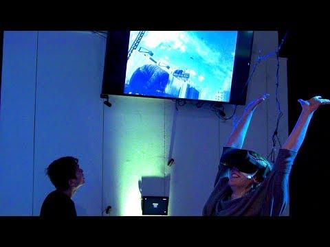 The Virtual Theme Park