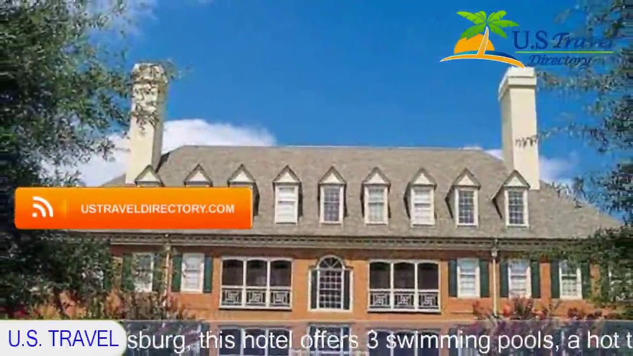 Marriott S Manor Club At Ford Colony Williamsburg Hotels Virginia