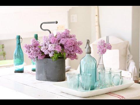 Оттенки фиолетового и сиреневого в интерьере