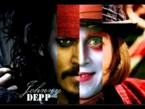 Top 10 Johnny Depp Characters Youtube