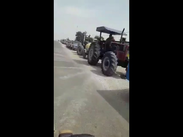 Iran, La longue file des agriculteurs pour recevoir le quota de diesel pour la culture