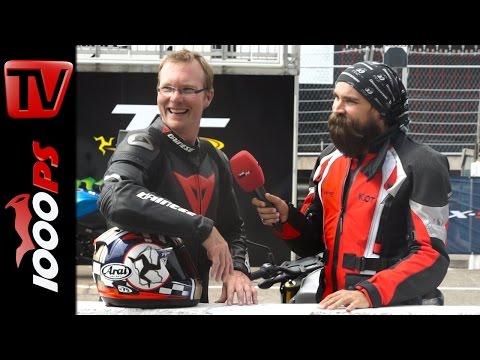 Isle of man TT-Sieger  |  Interview Milky Quayle