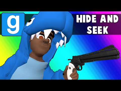 Thumbnail: Gmod Hide and Seek - Dinosaurs are Back! (Garry's Mod Funny Moments)