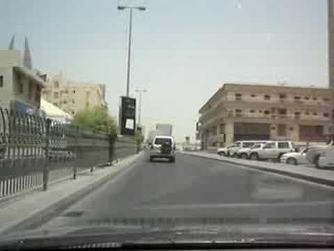 Palace Avenue to Manama