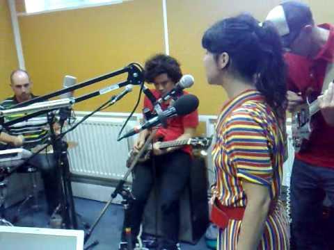 Get Back Guinozzi! - Resonance FM Session