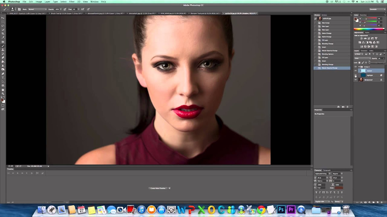 How to fix color cast in photoshop - Removing Color Cast In Photoshop Lightshapers Magazine