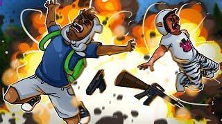 The 0 Kill Victory Royale & Impulse Grenade Launches! - Fortnite Battle Royale