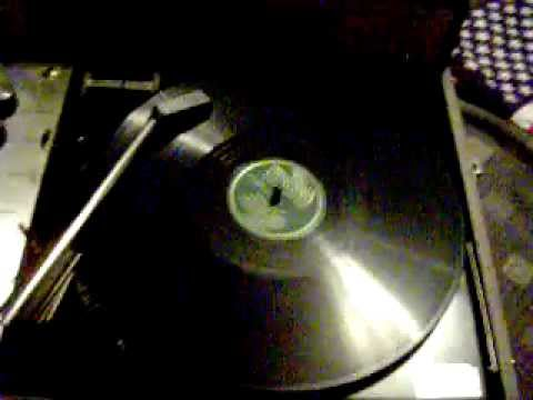 Russian 78 RPM- Don Cossack Choir - Evening Bells