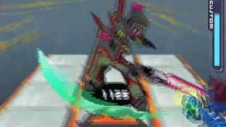 Megaman Starforce 3 Black Ace ENGLISH Boss Battle: Acid Ace B