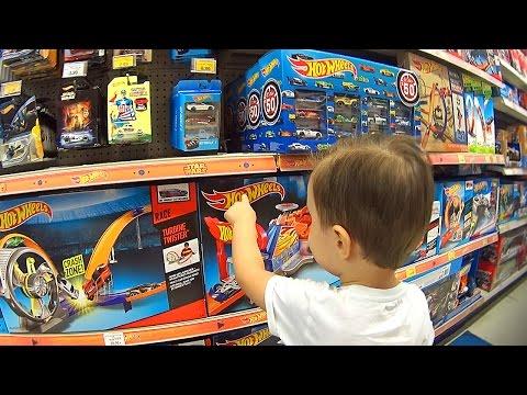🚗 Comprando Brinquedos